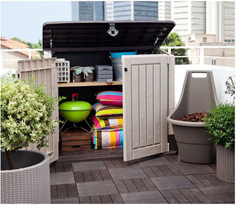 Cheap Plastic Garden Storage - Keter's Midi Store