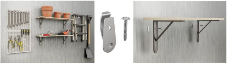 D-Clip™ wall anchors