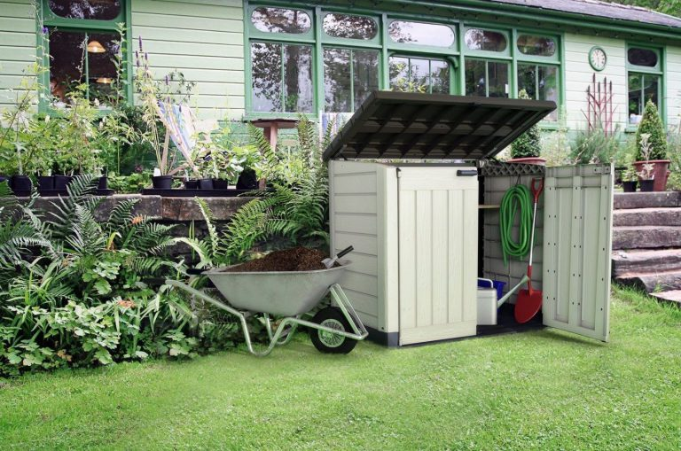Keter's Large Outdoor Storage Containers