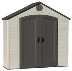 Lifetime 8 x 2.5 ft Shed