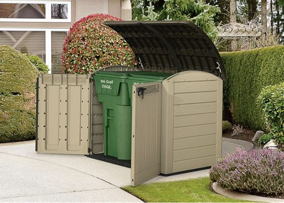 Low Profile Storage Sheds - Store-It-Out Ultra