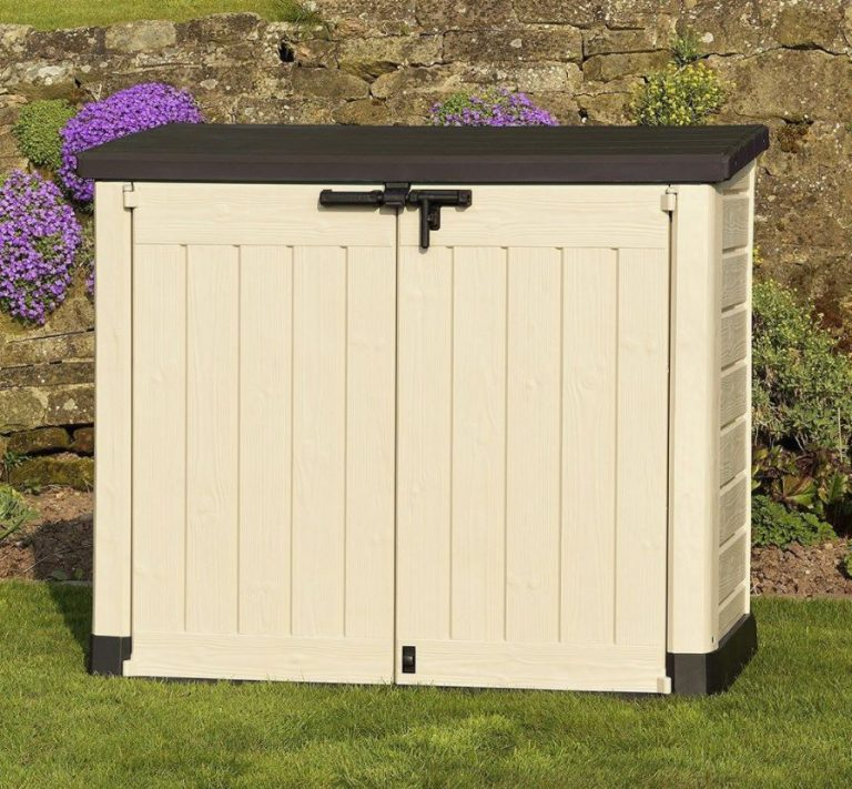 Large Outdoor Storage Containers