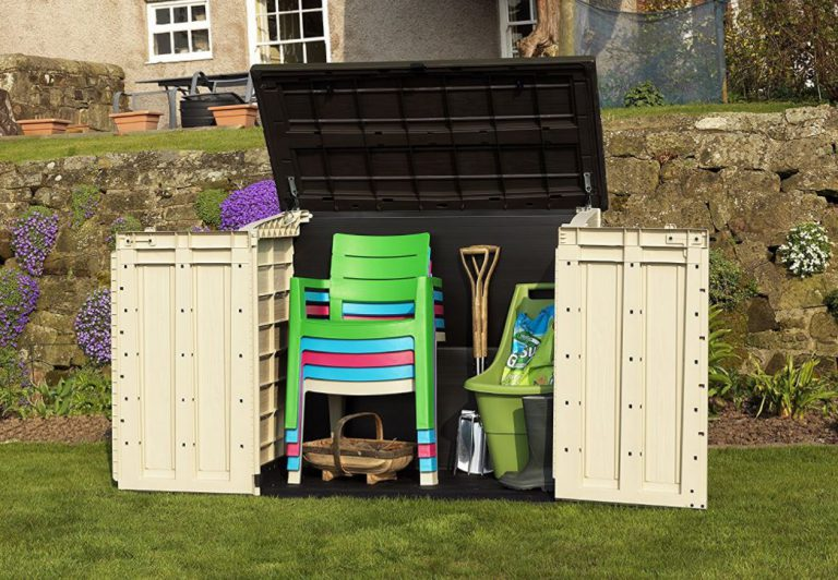 Large Outdoor Storage Containers - Keter's Store-It-Out Max