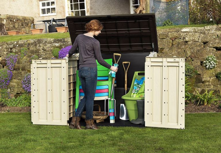 Large Outdoor Storage Containers - Store-It-Out Max