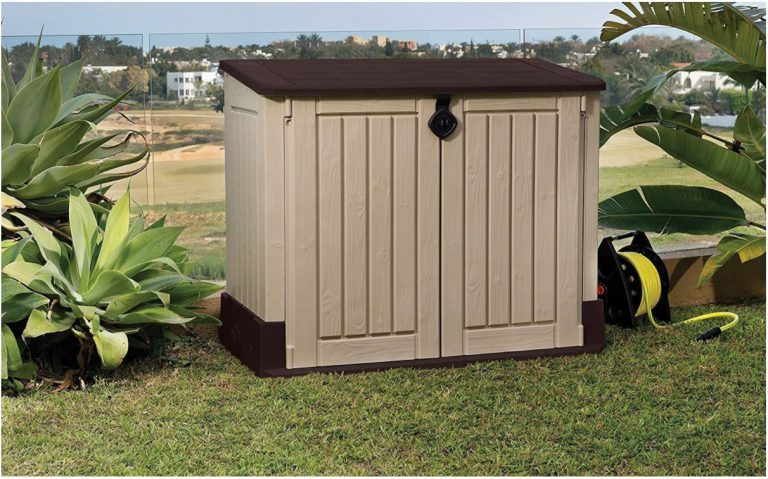 Cheap Plastic Garden Storage - Keter Midi Shed