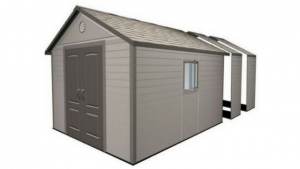 Plastic Shed Assembly Service - UK