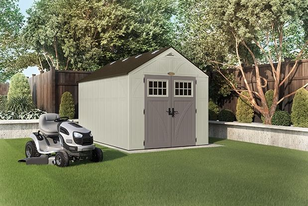 Resin Storage Sheds - Tremont 8 x 13 ft
