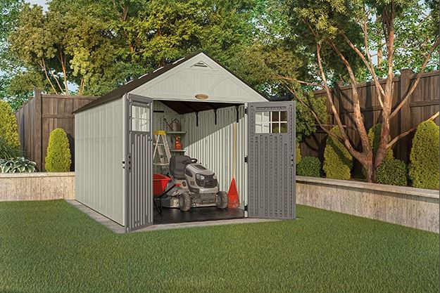 Resin Storage Sheds - Tremont 8 x 13 ft Shed