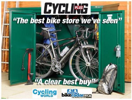 Asgard 3-Bike Store