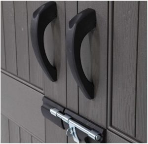 Lockable Doors