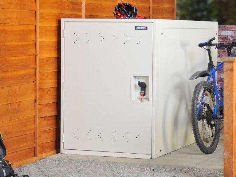 Asgard 2-Bike Locker