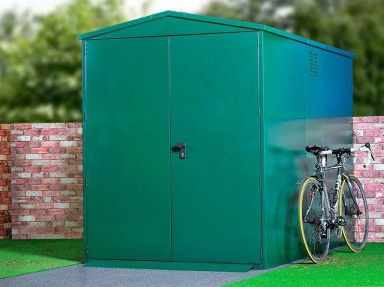 Asgard 6-Bike Storehouse