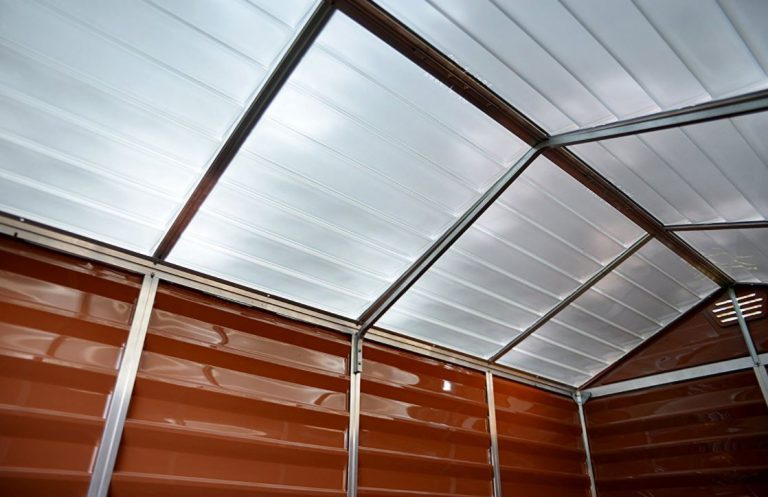 Internal Translucent Roof