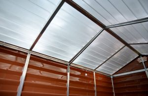 Translucent Polycarbonate Roof