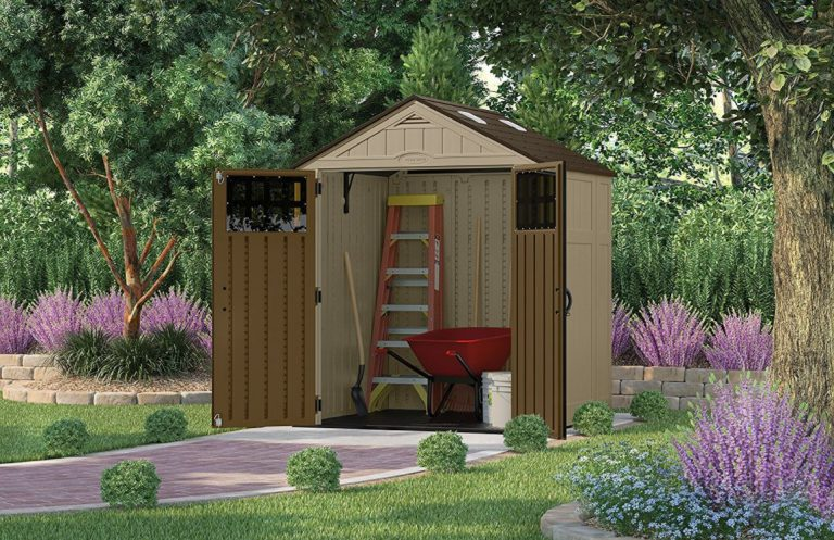 Low Maintenance Garden Sheds - Everett 6 x 5