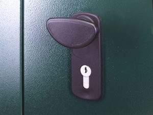 Flexistore's Euro Cylinder Lock