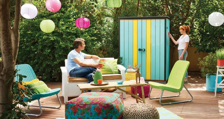 Create Your Patio Oasis