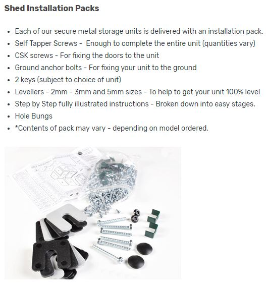 Assembly Pack