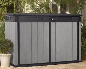 Low Profile Resin Sheds - Grande Store