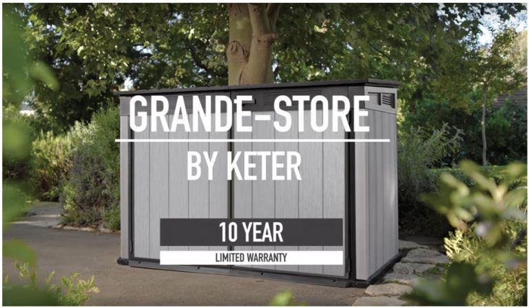 10 Years Grande-Store Warranty Cover
