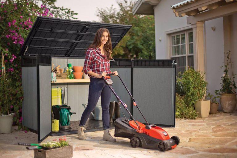 Grande-Store - Storing Gardening Equipment