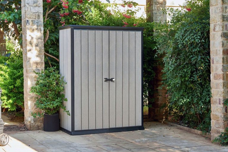Outdoor Patio Storage Sheds - Keter High-Store
