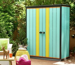 Outdoor Patio Storage Sheds