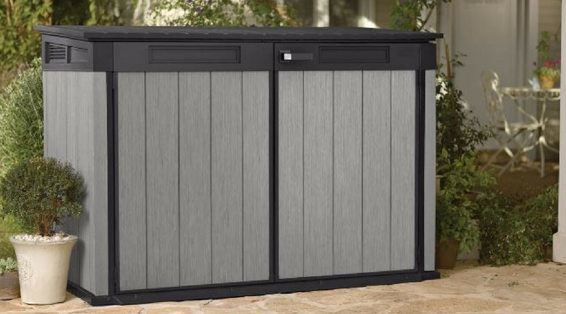 Low Profile Resin Sheds – Grande Store
