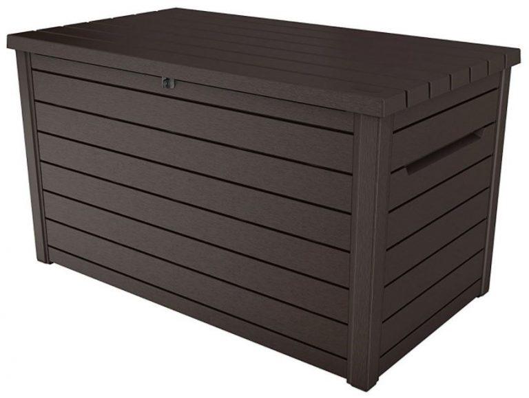 Straightforward Ontario Deck Box Assembly