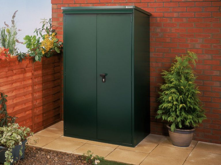Outdoor Tool Storage Sheds - Asgard Compact
