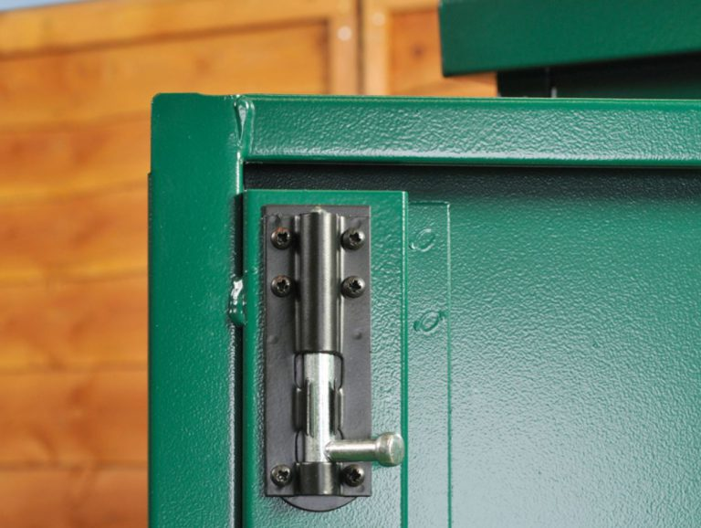 Steel Box Sections and Steel Deadbolts