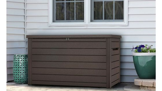 Extra Large Deck Box Storage