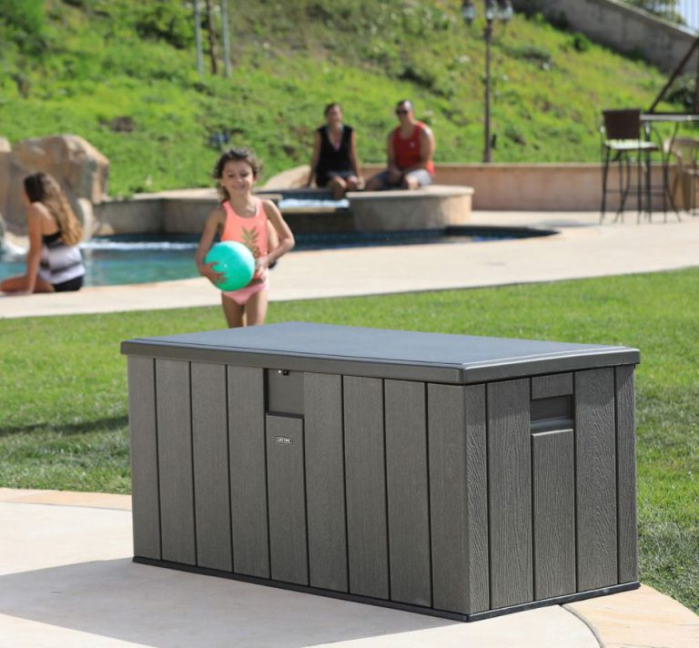 Extra Large Outdoor Deck Boxes