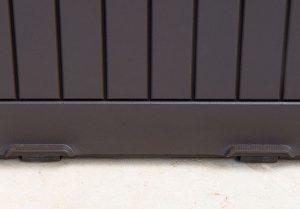 Deck Box Wheels