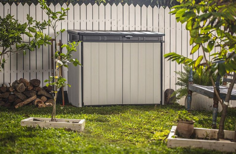 Small Horizontal Storage Shed - Elite-Store