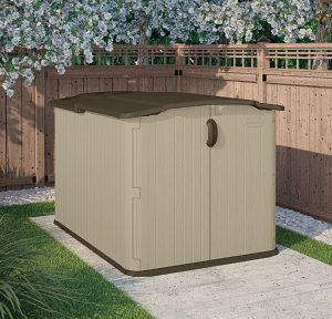 Suncast Glidetop Shed
