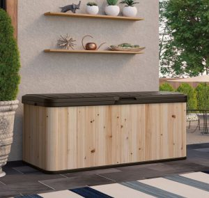 Suncast Hybrid Deck Box