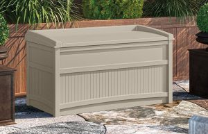 Suncast 50 Gallon Deck Box