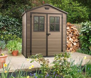 Scala 6 x 5 ft Shed