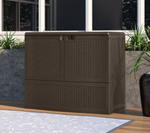 Suncast Large Vertical Deck Box