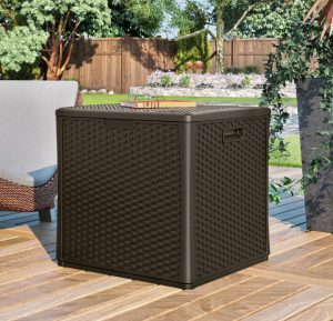 Outdoor Storage Cube