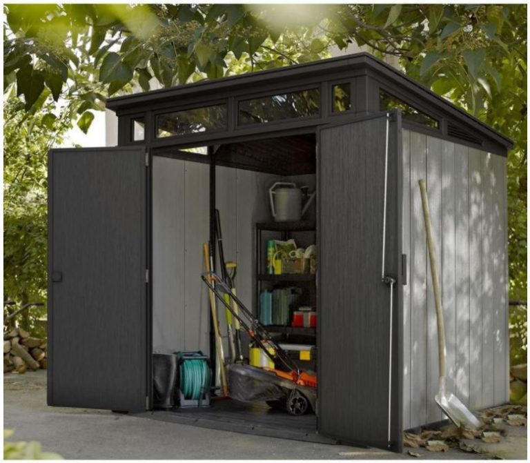 Artisan 7 x 7 ft Pent Shed
