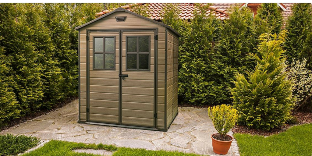 Small Plastic Garden Sheds