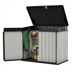 Small Horizontal Storage Shed
