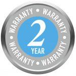 2 Years Hudson Warranty