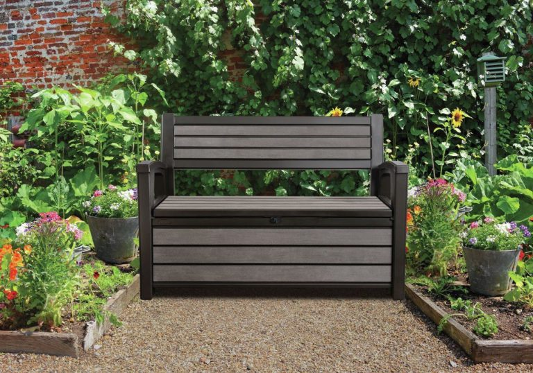 Hudson Bench Seat with Storage