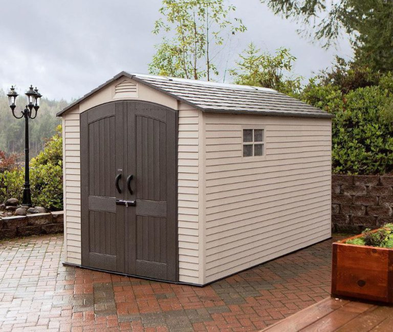 Lifetime 7 x 12 ft Shed