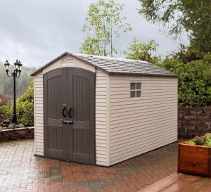 Lifetime Plastic Storage Sheds