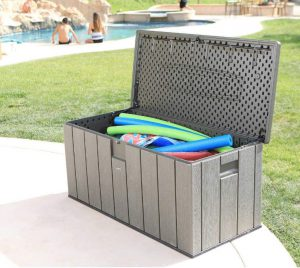 Lifetime 150 Gallon Deck Box