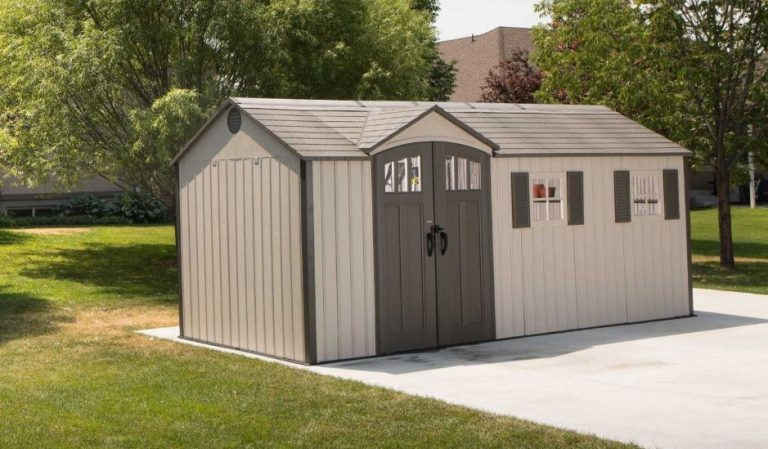 Lifetime Extra Large Outdoor Storage Sheds